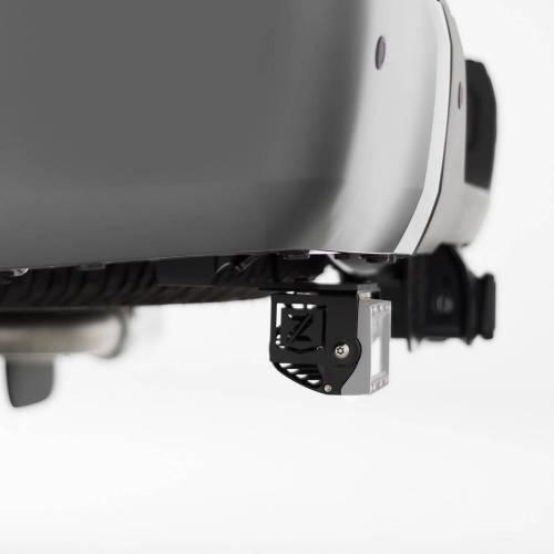 ZROADZ OFF ROAD PRODUCTS - 2014-2021 Toyota Tundra Rear Bumper LED Bracket to mount (2) 6 Inch Straight Light Bar - PN #Z389641 - Image 2