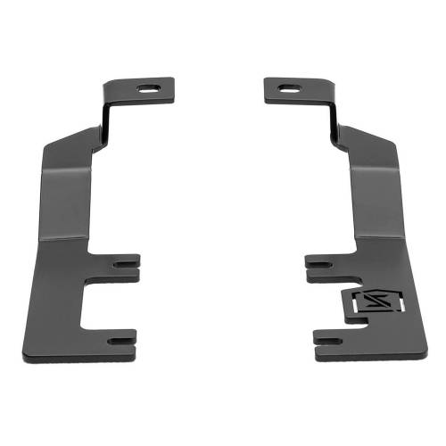 ZROADZ                                             - 2014-2018 Silverado, Sierra 1500 Hood Hinge LED Kit with (2) 3 Inch LED Pod Lights - PN #Z362081-KIT2 - Image 9