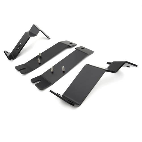 ZROADZ                                             - 2011-2016 Ford Super Duty Hood Hinge LED Kit with (2) 3 Inch LED Pod Lights - PN #Z365461-KIT2 - Image 6