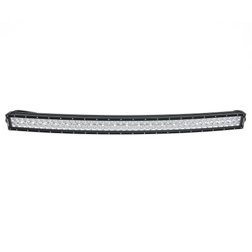 ZROADZ OFF ROAD PRODUCTS - 2015-2018 Ford Ranger T6 Front Roof LED Kit with (1) 40 Inch LED Curved Double Row Light Bar - PN #Z335761-KIT-C - Image 9