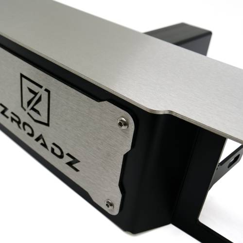 ZROADZ OFF ROAD PRODUCTS - Universal Hitch Step LED Bracket 2 Inch Hitch Receiver, to mount (2) 3 Inch LED Pod Lights - PN #Z390010 - Image 4