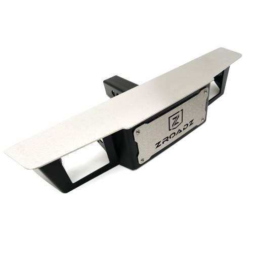 ZROADZ                                             - Universal Hitch Step LED Kit with (2) 3 Inch LED Pod Lights, Fits 2 Inch Receiver  - PN #Z390010-KIT - Image 7