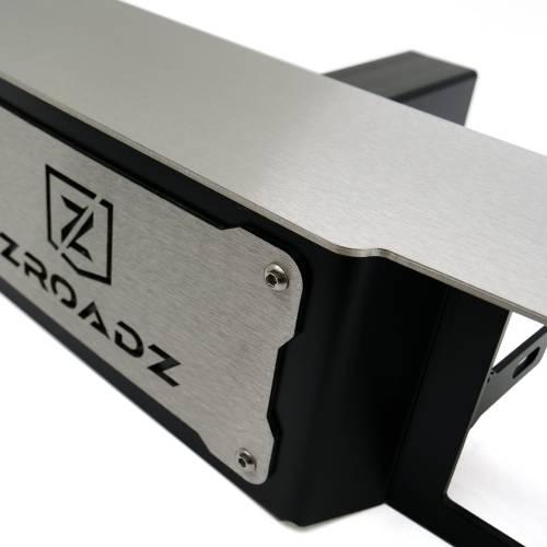 ZROADZ                                             - Universal Hitch Step LED Kit with (2) 3 Inch LED Pod Lights, Fits 2 Inch Receiver  - PN #Z390010-KIT - Image 5
