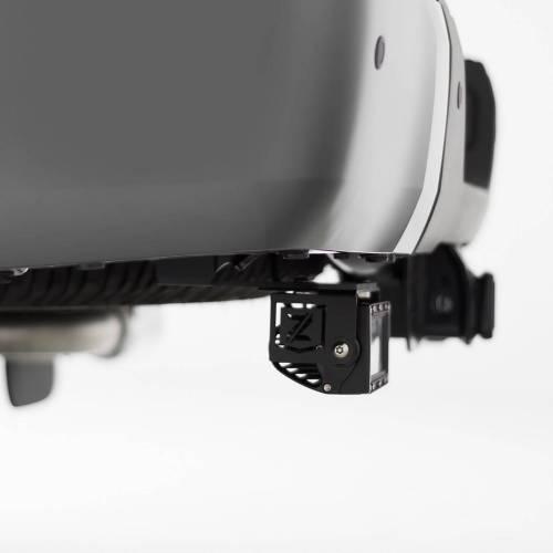 ZROADZ                                             - 2014-2021 Toyota Tundra Rear Bumper LED Kit with (2) 6 Inch LED Straight Double Row Light Bars - PN #Z389641-KIT - Image 2