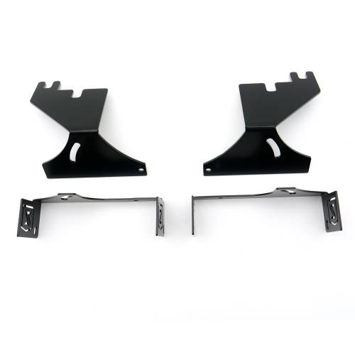 ZROADZ OFF ROAD PRODUCTS - 2017-2021 Ford Super Duty Rear Bumper LED Kit with (2) 6 Inch LED Straight Double Row Light Bars - PN #Z385471-KIT - Image 9