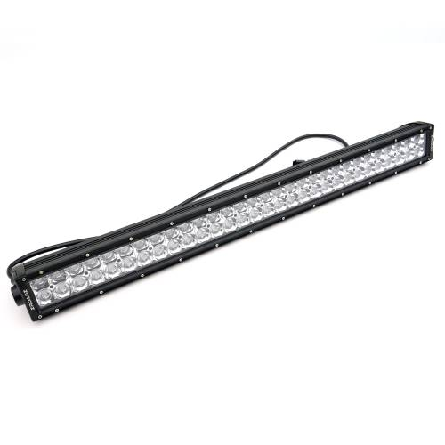 ZROADZ OFF ROAD PRODUCTS - 2007-2013 Chevrolet Silverado 1500 Front Bumper Top LED Kit with (1) 30 Inch LED Straight Double Row Light Bar - PN #Z322051-KIT - Image 5