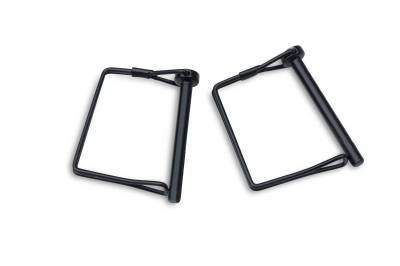 ZROADZ OFF ROAD PRODUCTS - 2019-2021 Ford Ranger Access Overland Rack With Three Lifting Side Gates - PN #Z835201 - Image 12