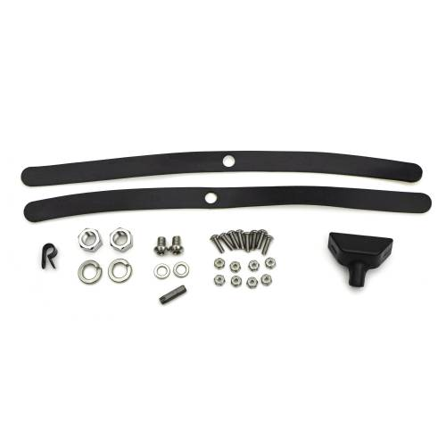 ZROADZ OFF ROAD PRODUCTS - 2009-2014 Ford F-150, Raptor Front Roof LED Bracket to mount 50 Inch Curved LED Light Bar - PN #Z335721 - Image 6