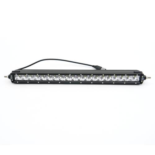 """T-REX GRILLES - 2015-2017 F-150 ZROADZ Grille, Black, 1 Pc, Replacement with (1) 20"""" LED, Does Not Fit Vehicles with Camera - PN #Z315731 - Image 6"""