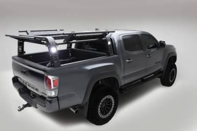 ZROADZ OFF ROAD PRODUCTS - 2016-2021 Toyota Tacoma Access Overland Rack With Three Lifting Side Gates - PN #Z839201 - Image 15