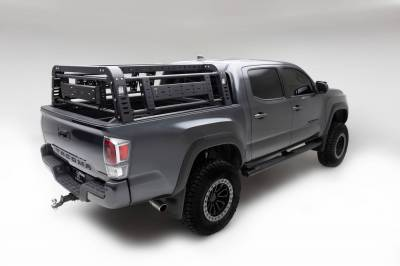 ZROADZ OFF ROAD PRODUCTS - 2016-2021 Toyota Tacoma Access Overland Rack With Three Lifting Side Gates - PN #Z839201 - Image 20