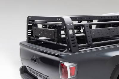 ZROADZ OFF ROAD PRODUCTS - 2016-2021 Toyota Tacoma Access Overland Rack Rear Gate - PN #Z839001 - Image 2