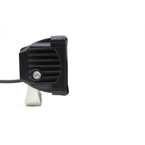 ZROADZ OFF ROAD PRODUCTS - 3 inch ZROADZ LED Light Pod, G2 Series, Bright White, Flood Beam, 1 Piece - PN #Z30BC20W-D3F - Image 2