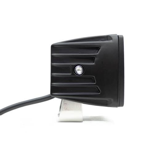 ZROADZ OFF ROAD PRODUCTS - 3 Inch LED Flood Beam Pod Lights - PN #Z30BC14W20 - Image 3